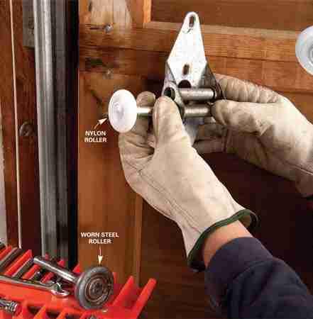 garage door rollers
