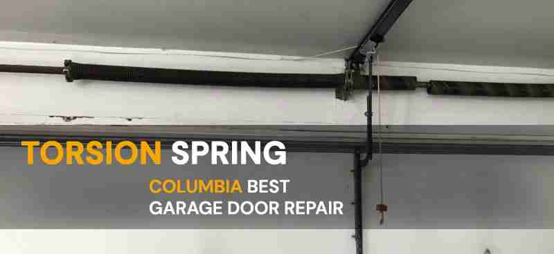 torsion garage door spring
